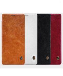 کیف چرمی Microsoft Lumia 950 XL مارک Nillkin