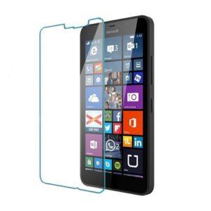 محافظ صفحه نمایش شیشه ای Lumia 640xl مارک pro