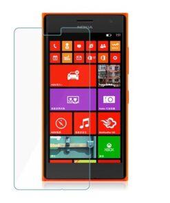 محافظ صفحه نمایش شیشه ای Nokia Lumia 730-735