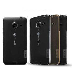 محافظ ژله ای Microsoft Lumia 640 XL مارک Nillkin-TPU