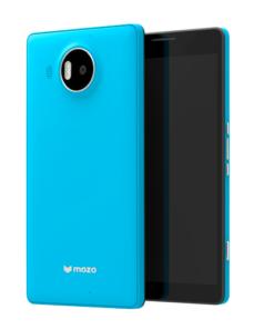 درب پشت موزو لومیا ۹۵۰XL رنگ آبی