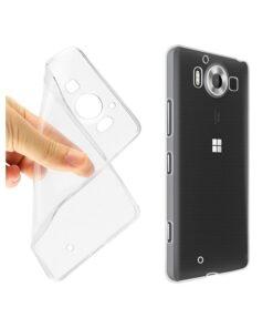 محافظ ژله ای Lumia 950 مارک Nillkin-TPU