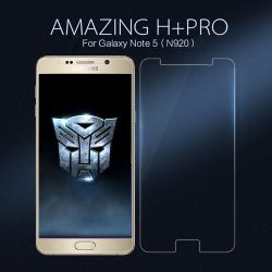 محافظ صفحه نمایش شیشه ای Nillkin Amazing H+ Pro  گلکسی نوت ۵