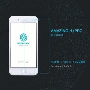 محافظ صفحه نمایش شیشه ای Nillkin Amazing H+ Pro آیفون ۷