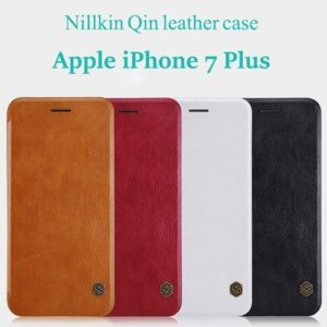 کیف چرمی iPhone 7 Plus مارک Nillkin Qin