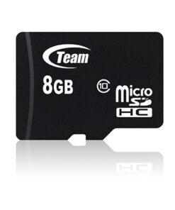 کارت حافظه Micro SD 8GB Class 10 مارک Team Group
