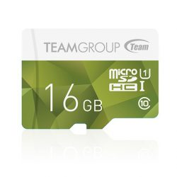 کارت حافظه Micro SDHC 16GB Class 10-u1 ColorCard مارک Team Group