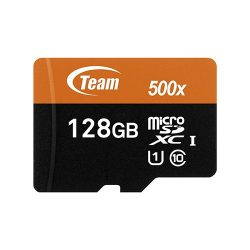 کارت حافظه Micro SDXC 128GB Class 10-u1 مارک Team Group