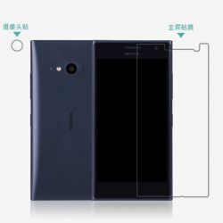 محافظ صفحه نمایش شفاف Lumia 730-735 مارک Nillkin