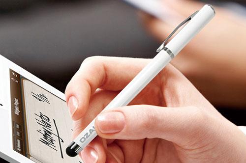 قلم OZAKI مخصوص صفحات لمسی خازنی
