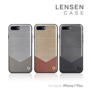 قاب محافظ نیلکین آیفون Nillkin Lensen Case iphone 7/8 Plus
