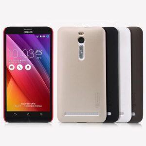 قاب محافظ Asus Zenfone 2 Deluxe مارک نیلکین + ضدخش
