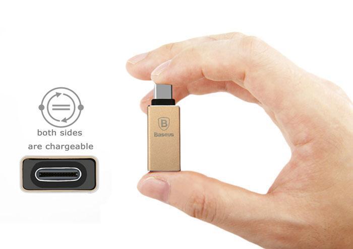 تبدیل OTG Type-C به USB 3.1 مارک بیسوس