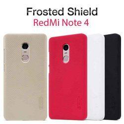 قاب محافظ شیائومی RedMi Note 4 مارک نیلکین به همراه ضدخش