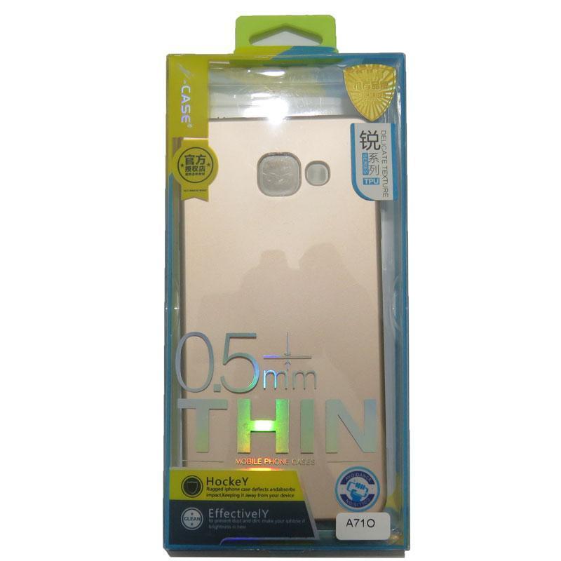 محافظ ژله ای سامسونگ Galaxy A7 (2016) مارک j-case