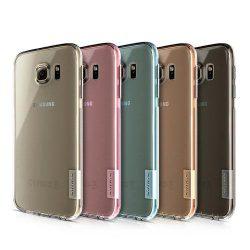 محافظ ژله ای سامسونگ Galaxy S6 مارک نیلکین Nature TPU