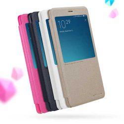 کیف هوشمند اسپارکل شیائومی RedMi Note 4 مارک nillkin