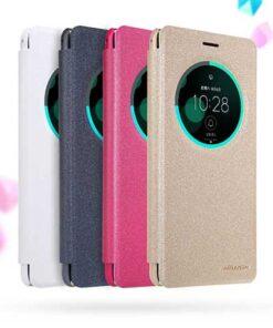 کیف هوشمند ایسوس زنفون 3 دلوکس مدل NILLKIN Sparkle