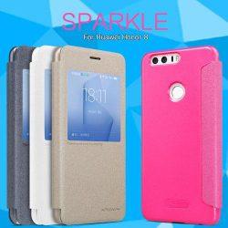 کیف هوشمند Sparkle گوشی هوآوی Honor 8 مارک نیلکین