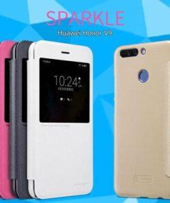 کیف هوشمند Sparkle گوشی هوآوی Honor V9 مارک نیلکین