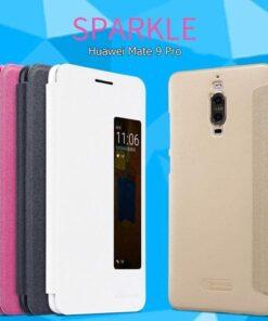 کیف هوشمند Sparkle گوشی هوآوی Mate 9 Pro مارک نیلکین