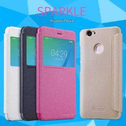 کیف هوشمند Sparkle گوشی هوآوی Nova مارک نیلکین