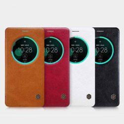 کیف چرم هوشمند ایسوس Zenfone 3 Deluxe (ZS570KL) مارک نیلکین