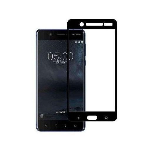 محافظ صفحه نمایش شیشهای 3D Full گوشی نوکیا 5