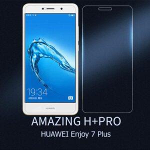 محافظ صفحه نمایش شیشه ای Nillkin Anti-Explosion H+ Pro هوآوی Enjoy 7 Plus