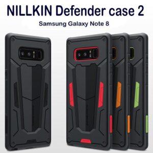 گارد محافظ گلکسی نوت 8 مدل NILLKIN Defender case Ⅱ