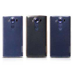قاب محافظ ژلهای شفاف گوشی LG V10