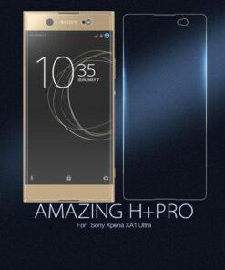 محافظ صفحه نمایش شیشه ای Nillkin Anti-Explosion H+ Pro سونی Xperia XA1 Ultra