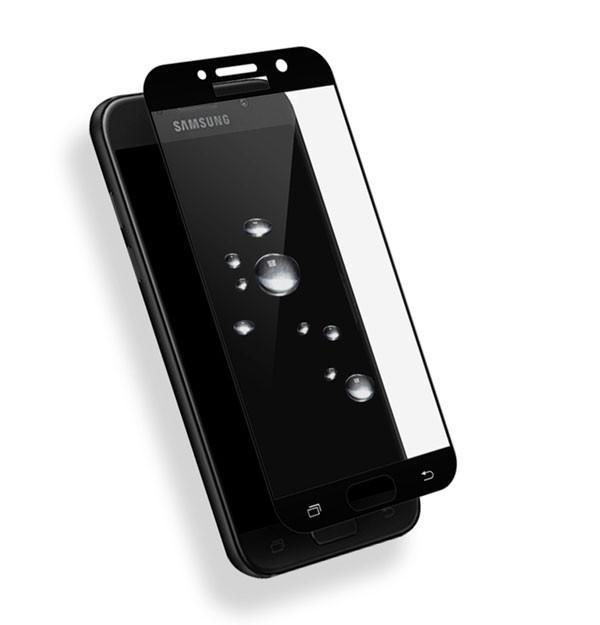 گلس 5D فول چسب گلکسی A7 2017