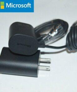 شارژر اصلی مایکروسافت AC-100A USB-C برای لومیا 950 و 950xl