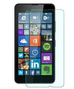محافظ صفحه نمایش شیشه ای Lumia 640 مارک pro