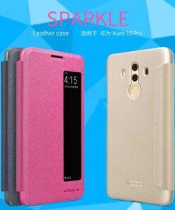 کیف هوشمند هوآوی Mate 10 Pro مدل NILLKIN Sparkle