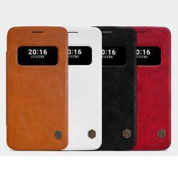 کیف چرم هوشمند الجی G5 مارک نیلکین