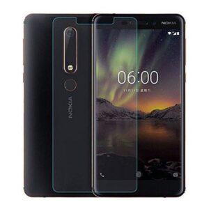 محافظ صفحه نمایش شیشه ای نوکیا 6.1 (2018)