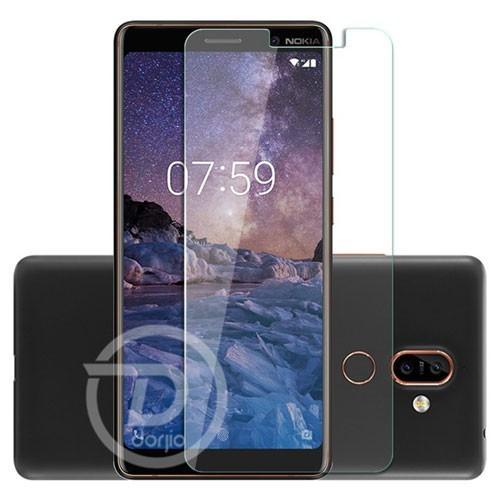 محافظ صفحه نمایش شیشه ای نوکیا 7 پلاس