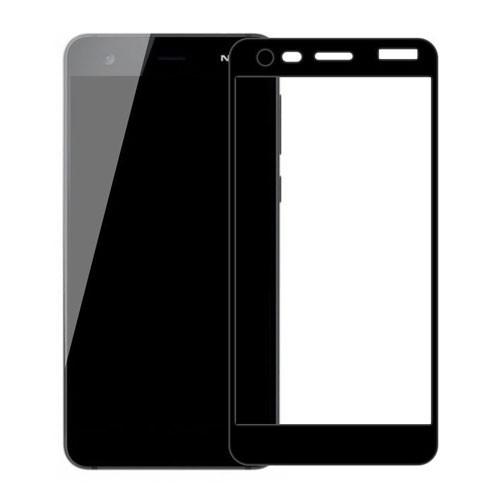 نانو گلس تمام صفحه مدل فول چسب گوشی نوکیا 2