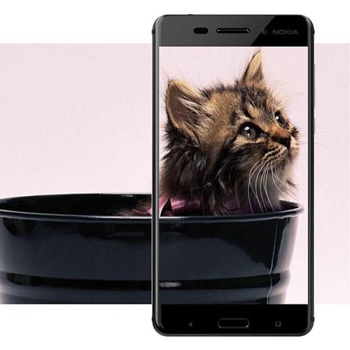 نانو گلس تمام صفحه مدل فول چسب گوشی نوکیا 5