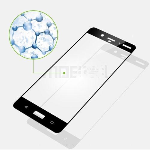 نانو گلس تمام صفحه مدل فول چسب گوشی نوکیا 8