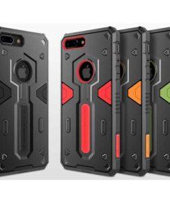گارد محافظ اپل آیفون 8 پلاس مدلDefender case Ⅱ مارک نیلکین