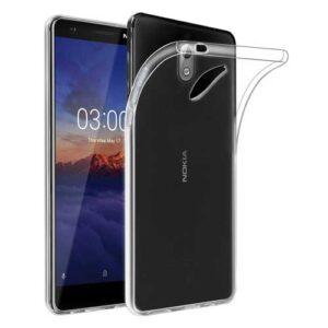 قاب محافظ ژلهای شفاف نوکیا 3.1 | Nokia 3.1