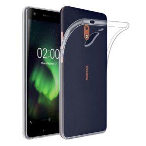قاب محافظ ژلهای شفاف نوکیا 2.1 | Nokia 2.1