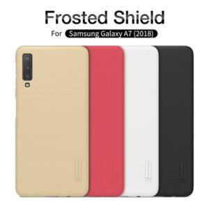 قاب محافظ سامسونگ Galaxy A7 (2018) مارک نیلکین + استند