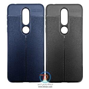 گارد ژلهای نوکیا ۷.۱ | Nokia 7.1 طرح چرم مارک Auto Focus