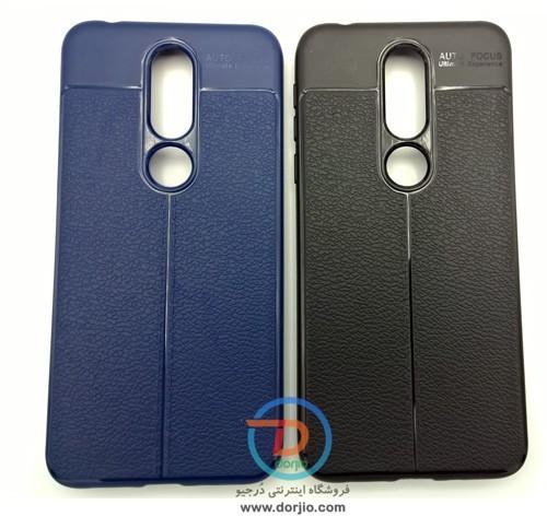 گارد نوکیا ۷.۱ | Nokia 7.1 طرح چرم