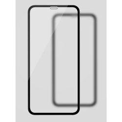 گلس 3D و نشکن اپل آیفون Nillkin Anti-Explosion Glass XS MAX 3D CP+MAX