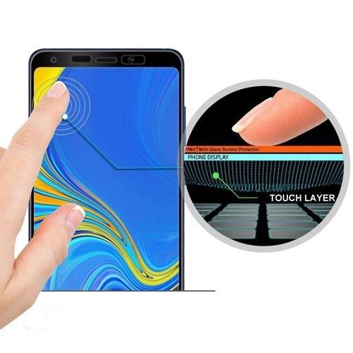 محافظ صفحه نمایش 3D تمام صفحه سامسونگ Galaxy A9 (2018)